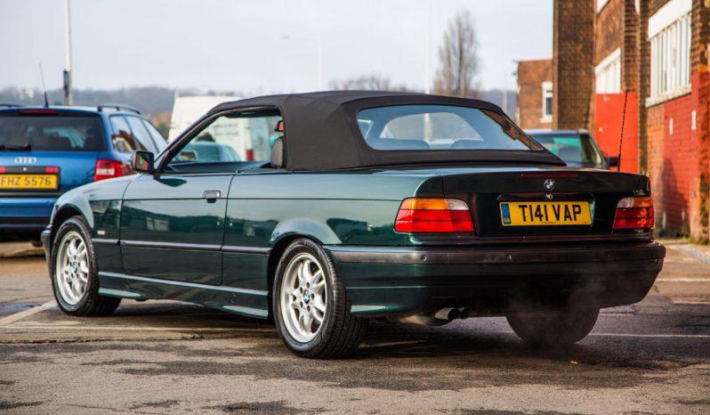 BMW E36 328i Convertible full